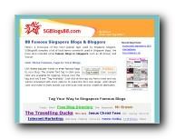 Famous Singapore Blogs