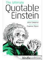 The Ultimate Quotable Einstein - Kindle Edition