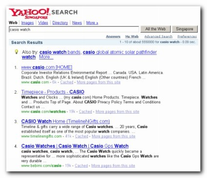 Beginners Guide to SEO Yahoo