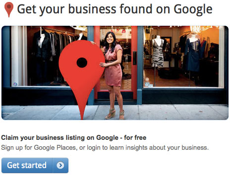 Google Places - Claim your business listing on Google