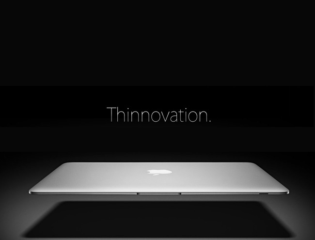 Thinnovation MacBook Air