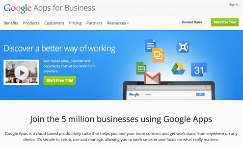 Google Apps: Free Google Email Hosting For Business