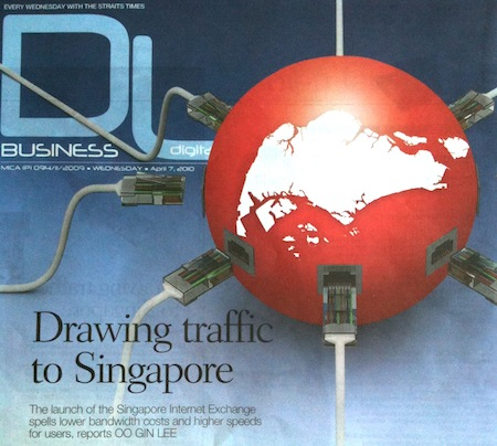 Digital Life, The Straits Times 7 Apr 2010